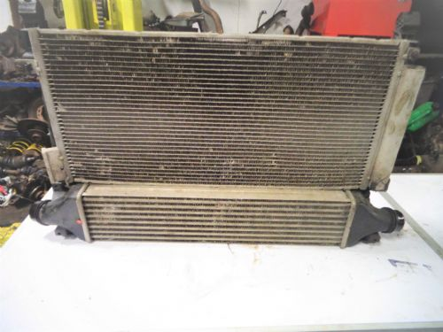 CORSA D VXR COOLANT RADIATOR & INTERCOOLER PACK